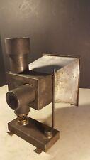 Antique Reflectorscope Owen Co. NY Kerosene Lamp Projecting Devise * Unusual *