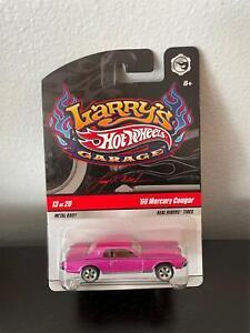 Hot wheels Larry's Garage '68 Mercury Cougar XR7 Poursuite # 13/20 Real Riders