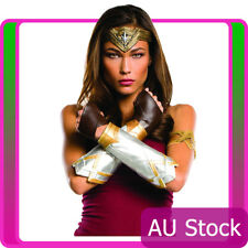 Deluxe Wonder Woman Superhero Weapon Womens Women Costume Accessories Kit