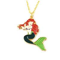 Little Mermaid Ariel Fashion Novelty Pendant Necklace Movie Cartoon
