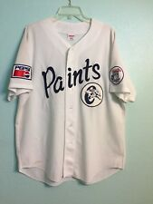 1993 Chillicothe (Ohio) Paints Defunct Minor League Baseball Game Used Jersey
