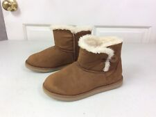 FOREVER 21 Shearling Ankle Boots Women's 7