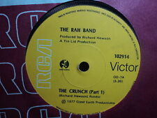 "Rah Band ""The Crunch (Part 1)"" Smash Hit Oz 7"""