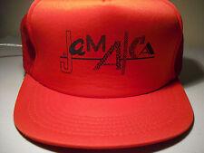 Vintage Jamaica mesh back hat (New) 100-134
