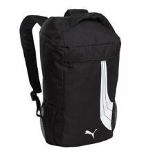 Puma 2012 Promon Backpack SCHOOL GYM Bag ORIGINAL Black-White