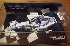 1/43 Stewart Ford SF2 1998 Jos Verstappen