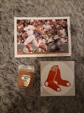 Boston Red Sox Fan Pack MLB Fenway Park Dirt
