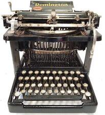 Antigua maquina de escribir  REMINGTON nº 6 ,circa 1895 rare antique TYPEWRITER