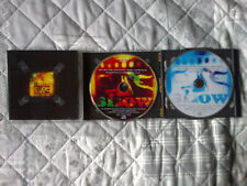 CURE - SHOW - 2CD 1993 live robert smith gothic post punk EX+/EX+/EX++ wish tour