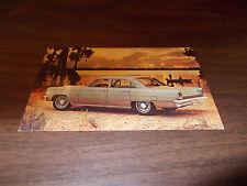 1963 Oldsmobile F-85 De Luxe Sedan Advertising Postcard