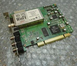Dell JJ820 0JJ820 Hauppauge WinTV-PVR-150 Multi-PAL 26589 LF PCI TV Capture Card