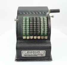 American Adding Machine Model 5