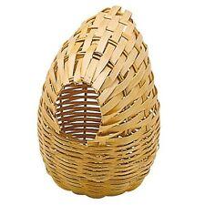 Ferplast Finch Nest Wicker Nesting Box 8 x 11 x 10cm