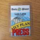 Daily Planet ID Badge -Lois Lane Reporter Press Pass