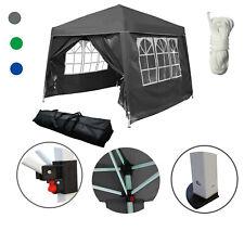 Pavillon Faltpavillon 3x3m WASSERDICHT BASIC Garten Party Zelt faltbar Farbewahl