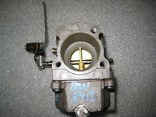 437523 Bottom Carburetor 1997 Evinrude 40hp 2 Cylinder Outboard Model E40TLEUC