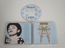 MADONNA/THE IMMACULÉ COLLECTION(SIRE DE WARNER BROS. 7599-26440-2) CD ALBUM