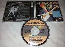 CD U.P. WILSON - BOOGIE BOY - THE TEXAS GUITAR TORNADO RETURNS