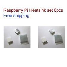 Heatsink x 6pcs Cooling Raspberry Pi 3, 2, A+, B, B+