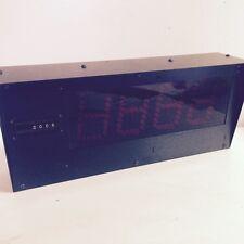 Vorne Industries 4 Digit LCD Counter Mod#77/215-12S-3R-4X