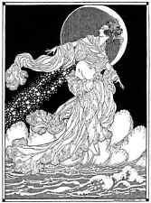 Dugald S Walker v 1 Page 100 Fairy Art A4 Photo Print