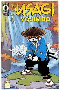 Usagi Yojimbo (1996) #55 NM-