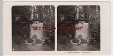 (f2854+) ORIG. estéreo-foto Kassel-Wilhelm altura, diablo puente, 1920/30er