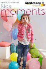 Magazin 031 Kids Moments Little Cool Knitters Schachenmayr