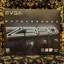 EVGA Z390 FTW LGA 1151 Intel Z390 SATA 6GB/s ATX Intel Motherboard