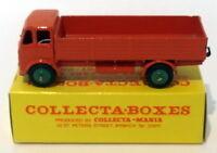 Vintage Dinky 25R - Leyland Forward Control Lorry - Orange Green Wheels