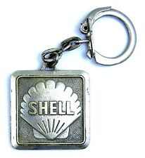 PORTE CLES PUBLICITAIRE KEYCHAIN AUTOMOBILE STATIONS ESSENCE SHELL