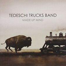 Teduschi Trucks Band Made up Mind CD European Masterworks 2013 11 Track