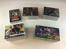 STAR WARS & CLONE WARS + Family Guy Spoof NEW CARD SETS  (5 DIFFERENT TOTAL)