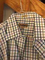 Mens Paul Stuart XL Long Sleeve Dress Shirt EXCELLENT condition