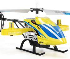JJRC RC Helicopter, JX02 Aircraft with 4 Channel, Altitude Hold Flying Toy in