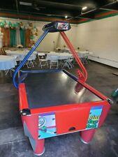 * Mini Slap Air Hockey Table Video Arcade Game Ice *