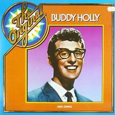 "12"" LP-Buddy Holly-the original Buddy Holly-b557-Slavati & cleaned"