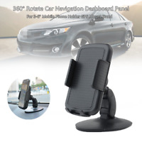 """360°Car Truck Dashboard Panel Device For 3-6""""Mobile Phone Holder GPS Mount Stand"""