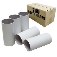 250 standard a due vie picco flussimetro CARTA MONOUSO PEZZI di respirazione bocca