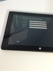 "LINX 10E Tablet PC Windows 8 Pro 10"" 32GB Intel Quad Core 1.33GHz 2GB RAM #214"
