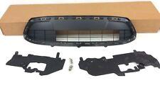 2011 2012 2013 Ford Fiesta Black Front Radiator Bumper Grille 3 Piece Kit new OE