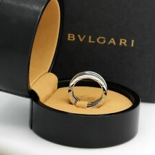 Bulgari B - Zero 1 Ring - 3 Band in 18KT Weißgold - GR. 56 mit Bulgari Box