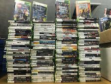 150 x Xbox 360 game bundle job lot - LEGO GTA V GUITAR HERO BAND HERO COD BATMAN