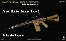 Easy & Simple 1/6 M110 Carbine KAC 7.62mm Rifle 06006B Gryphon Not Life Size