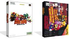 Super Mario RPG la leyenda de los siete estrellas Snes Juego Estuche + portada sin juego