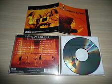 @ CD Lemon Crush - Something In The Water DUTCH MELODIC - HAIR METAL/ SHOCK 1996