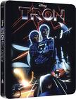 TRON Zavvi Exclusive édition limitée GB steelbook blu-ray neuf et scellé +