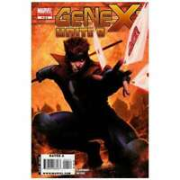 Genext United #4 in Very Fine + condition. Marvel comics [*w4]