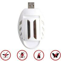 Portable Electric USB Mosquito Travel Home For Insect Killer Anti Heater S3H5