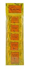 FALENA Repellente Sacchetti Colibri deterrente Naturale cassetto profumo di Citronella confezione 5